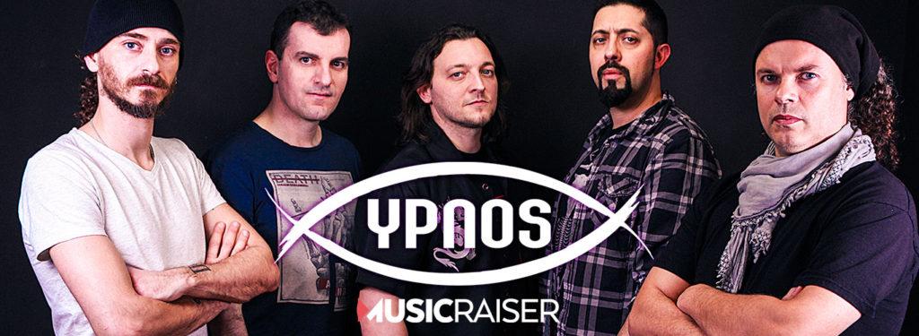 banner dedicato alla campagna MusicRaiser per l'album Beholder