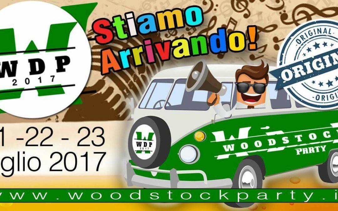 Woodstock Party 23 Luglio 2017