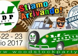 Woodstock Party – July 23rd 2017